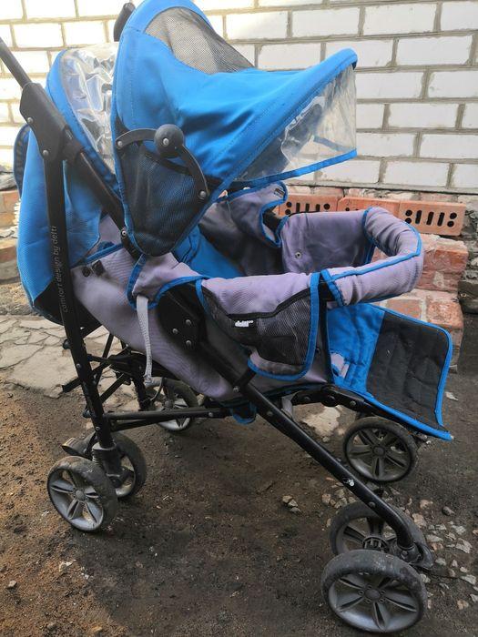 Детская коляска-трость Волчанск - изображение 1