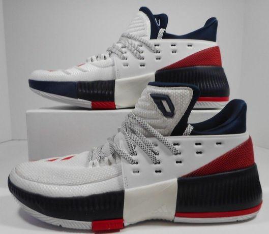 Кроссовки для баскетбола, Adidas Dame Lillard 3, 10uk/10,5us/29cm