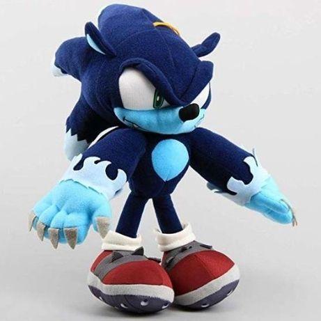 "Мягкая игрушка Соник - ""Sonic the Werehog"""
