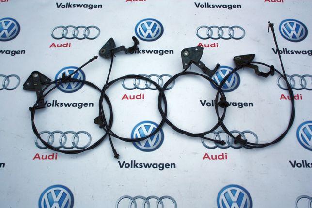 Трос замка капота Audi A6 C5 тросик открывания капота