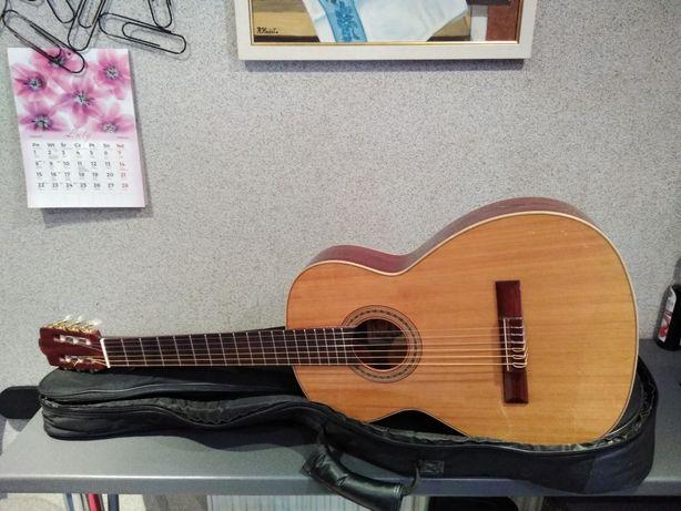 Piękna hiszpańska gitara klasyczna Antonio Garcia Lopez GL-2 pokrowiec