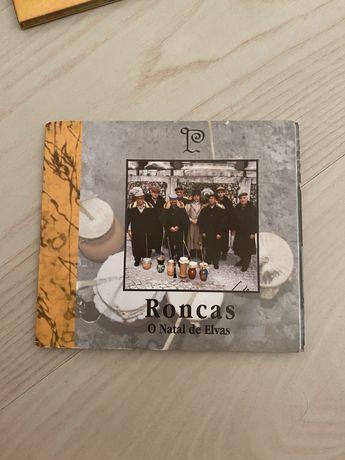 """CD Roncas """"O Natal de Elvas"""""""