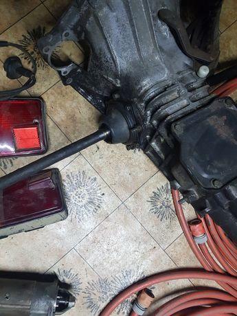 Skrzynia Maluch FIAT 126p