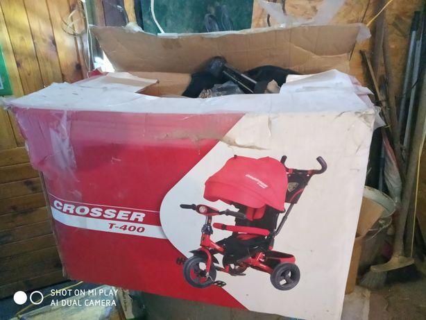 Продам детский велосипед Crosser T 400