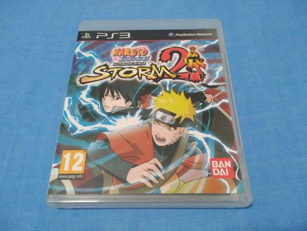 Naruto Shippuden: Ultimate Ninja Storm 2 - Playstation 3