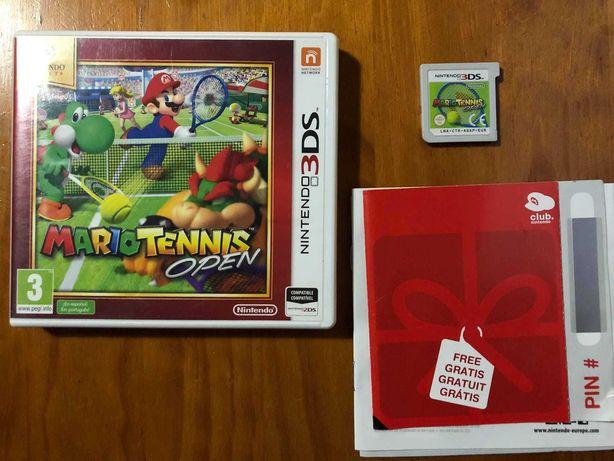 Mario Tennis Open | Nintendo 3DS | Completo