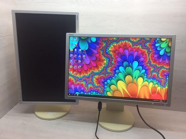 Монитор NEC LCD225WNX 22' дюймов  . Япония