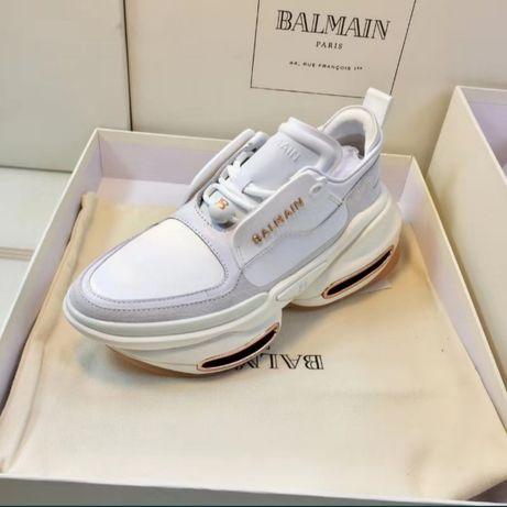 Nowe buty FIRMY BALMAIN wysoka jakość produktu