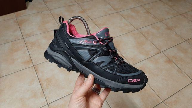 38р,стелька24,5см,Трекинговые кроссовки,ботинки CMP Shedir Low, состо