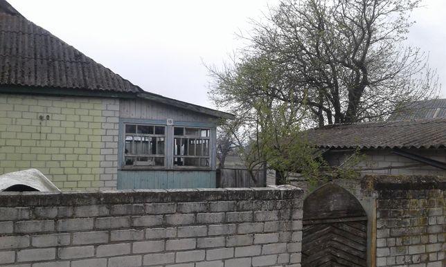 Продам дом в с.Ладинка 120км от Киева трасса Киев-Чернигов