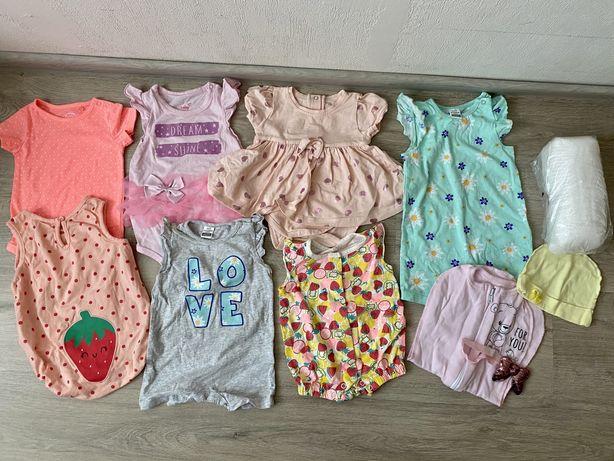 Набор, комплект  одежды на новорожденую девочку