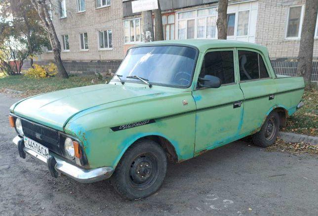 Москвич ИЖ 21251