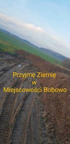 Przyjmę Ziemię w miejscowości Bobowo