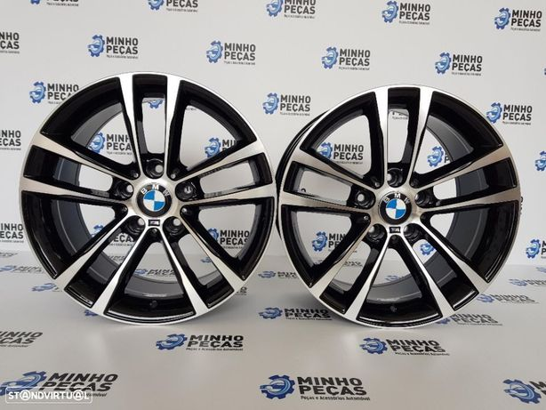 "Jantes BMW Style 598 em 17"""