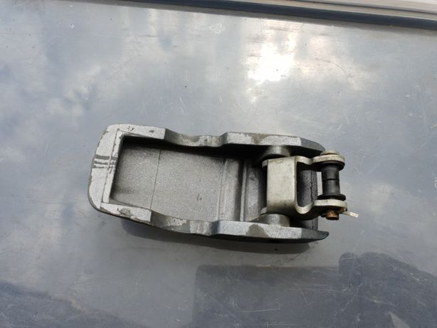 silnik zaburtowy yamaha 50 4T zamknięcie pokrywy