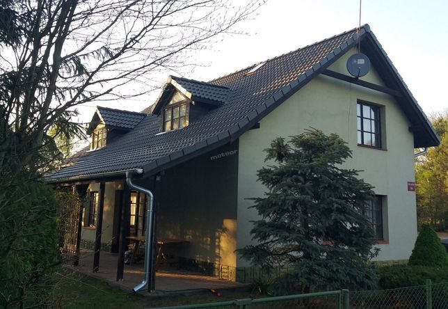 Dom nad Jeziorem w Straduniu-Trzciance