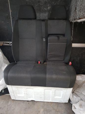 Siedzenie siedzenia fotel fotele kanapa podwójna mercedes sprinter
