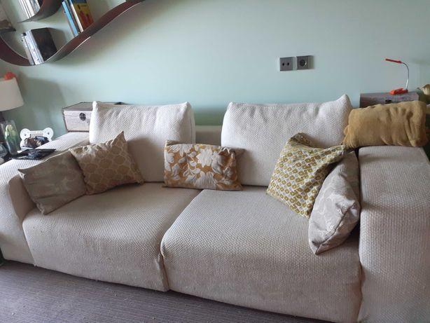 Sofá design grandes dimensões