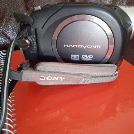 Câmera de filmar da Sony
