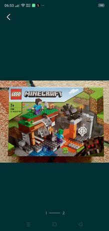 LEGO Minecraft NOWE i LEGO technic