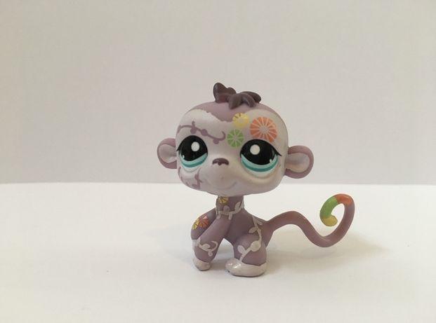LPS Littlest Pest Shop - figurka małpka