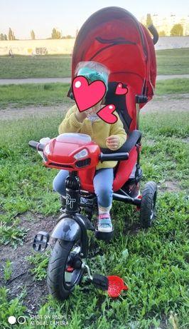 Детский велосипед Tilly Cayman, трёхколёсный велосипед, велосипед