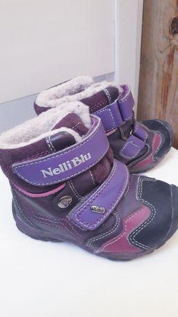 buty dziecięce zimowe 22