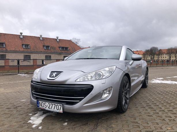 Peugeot RCZ 2.0 diesel manual bogata opcja Zamiana