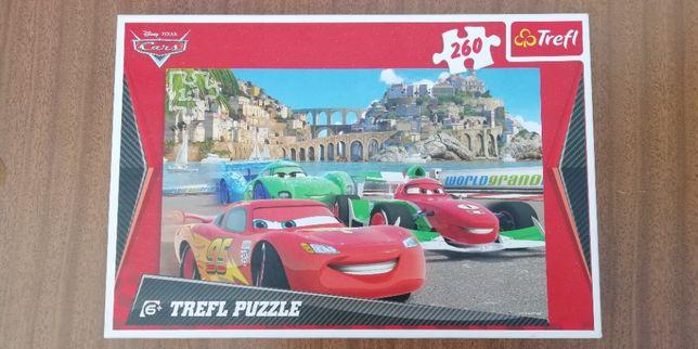Puzzle Trefl Auta 260el.