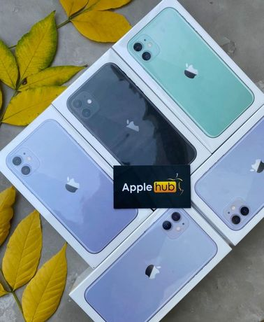   53.490 р   НОВЫЕ   iPhone 11 64/128 Gb   Ростест   Гарантия Apple