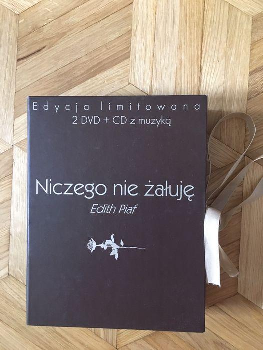 Edith Piaf Niczego nie żałuję DVD Olsztyn - image 1