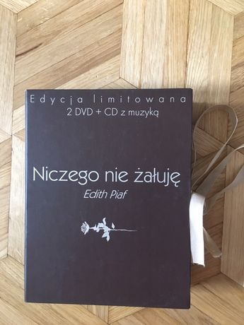 Edith Piaf Niczego nie żałuję DVD