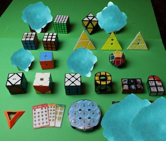 Kostki Rubika !różne rodzaje!