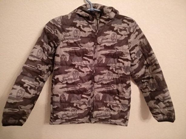 Куртка GAP Star Wars демисезонная для мальчика р-р XL Рост 150-164