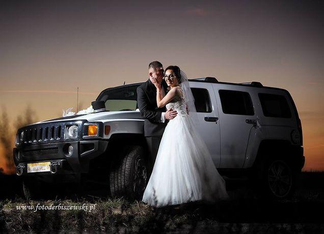 Auto na ślub / wesele / samochód do ślubu / wynajem: Hummer H3