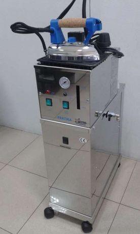 Caldeira de vapor com ferro profissional Comel
