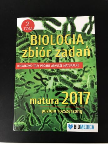 Biomedica biologia zbiór zadań tom 2