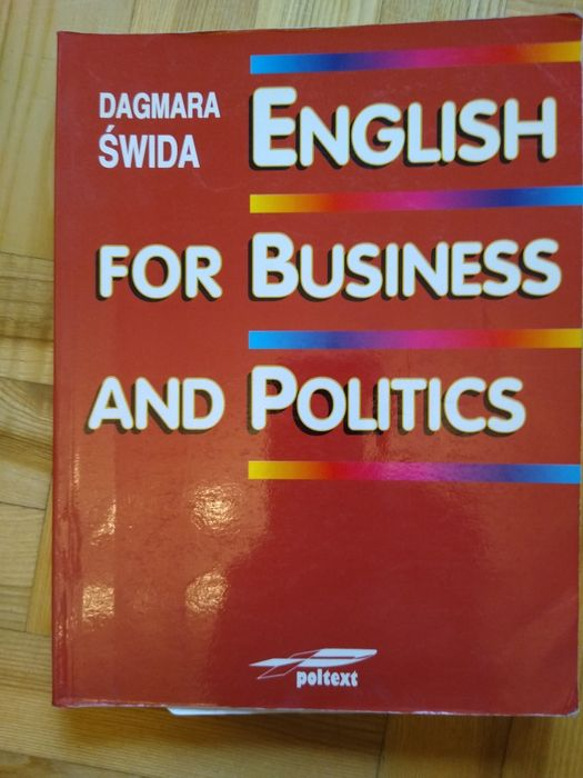English for business and politics Warszawa - image 1