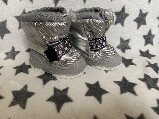 Зимові чобітки Alisa Line 20-21