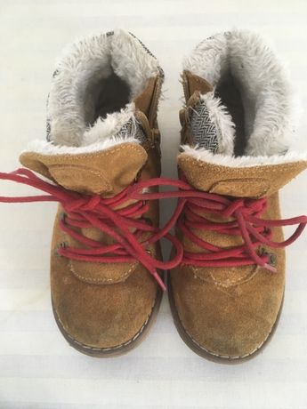 Zimowe buciki reserved