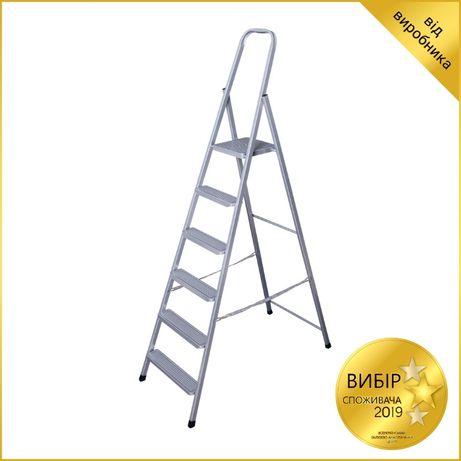 Лестница 6-ступенчатая сварная STEEL HOME Eurogold 216