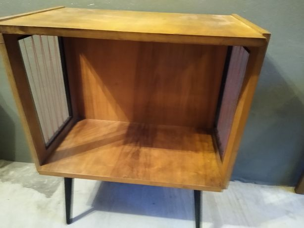 stolik z zylkami epoka prl dostepne 2 sztuki plus krzesla