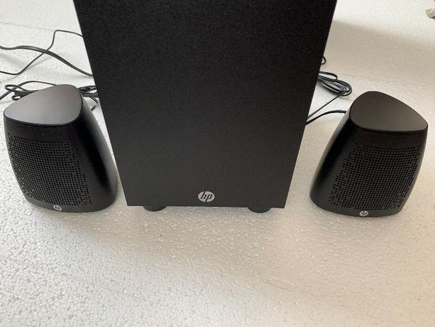 HP 2.1 Speaker System 400
