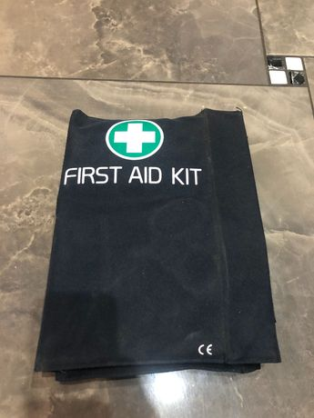 Аптечка в машину first aid kit