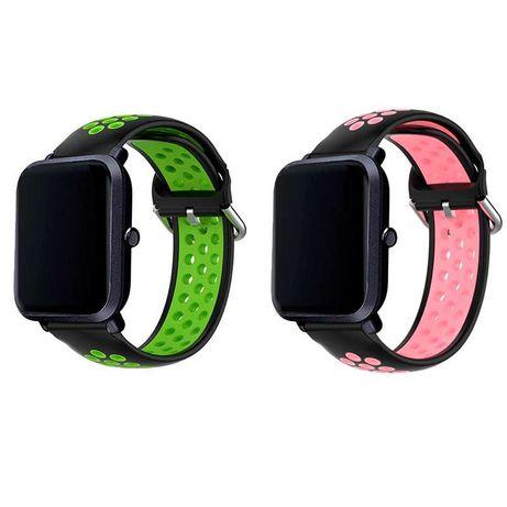 Braceletes silicone universal Smartwatch 20mm