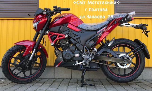 Продам новый мотоцикл Lifan SR200 2020-года спортбайк yamaha honda