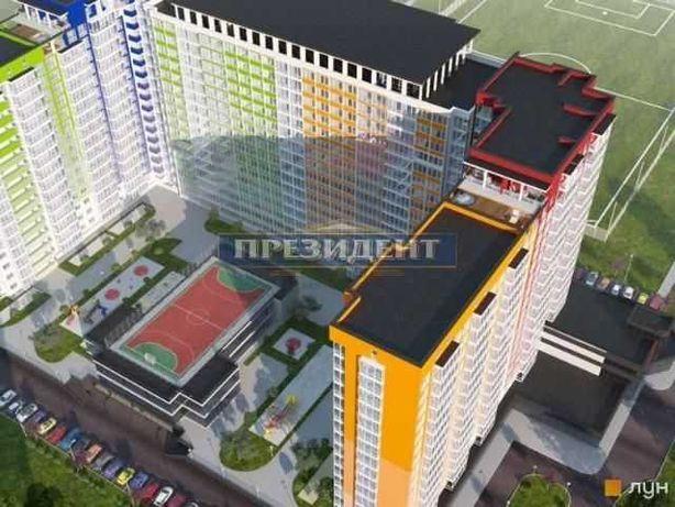 Продам 1 комнатную квартиру в новом доме на Таирова! Акварель-2.