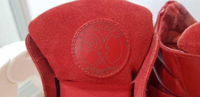 Exclusive roberto sneakersy botki