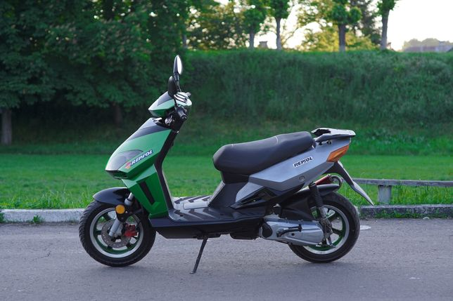 Продам скутер мопед Keeway 50 сс Європа 2т двигун!