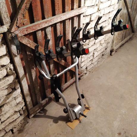 Thule 9708 na 4 rowery, 60 kg udźwigu